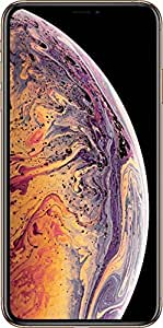 "Apple iPhone Xs Max 6.5"" 512GB Gold GSM+CDMA Unlocked A1921 SIM Free"