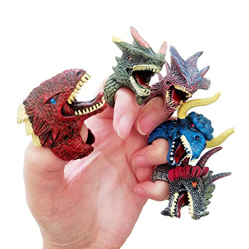 Ginkago Dinosaur Dino Fossil Rings Party Favors Decoration S