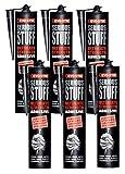 6 x Evo-Stik Serious Stuff Ultimate Strength Waterproof Glue Adhesive Sealer – 290g