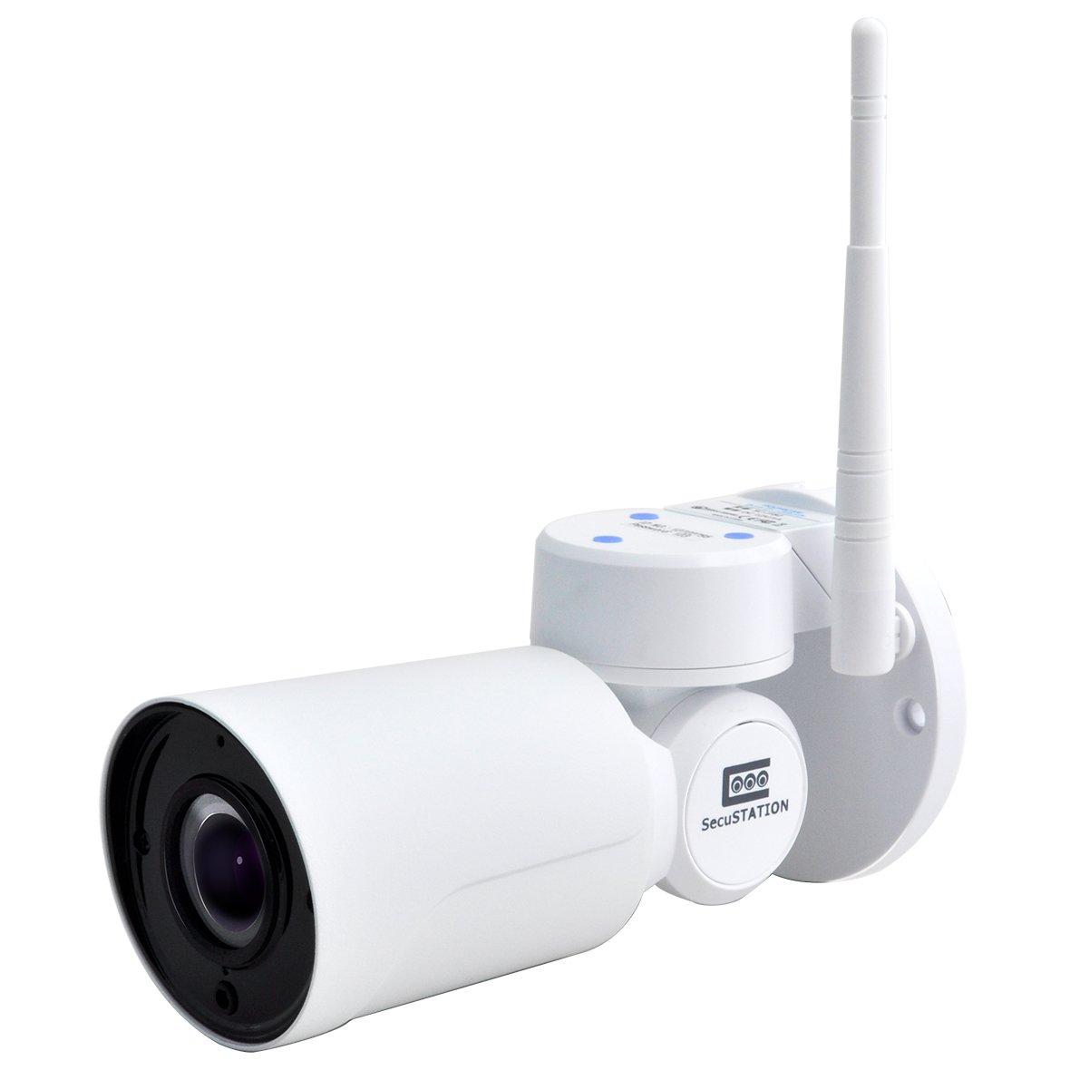 オープニング 大放出セール SecuSTATION 日本メーカー 防犯カメラ POCHICAM 243万画素 日本メーカー パンチルト可能 B07DVGNSFM SC-JT82 64GB内蔵 SC-JT82 B07DVGNSFM, ジャンプラボ:12dd80ce --- martinemoeykens-com.access.secure-ssl-servers.info