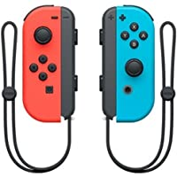 Nintendo Switch Joy-Con Controllers (L/R) + Travel Carrying Case