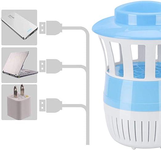 Lámpara Antimosquitos,ZARLLE lámpara de Asesino del Mosquito al ...