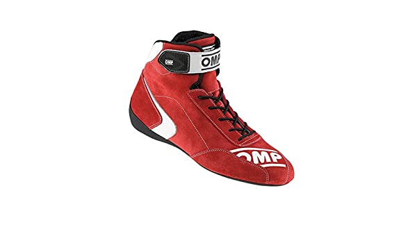 Amazon.com: OMP OMPIC/80206148 Premier S-Zapatillas Rojo Talla 48: Automotive