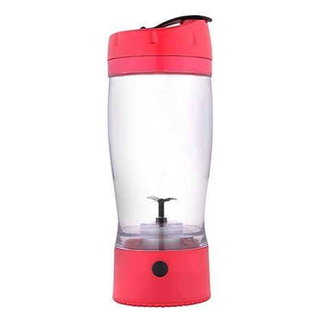 Pawaca - Vaso eléctrico con batería para Hacer zumos y batidora de Frutas, 650 ML