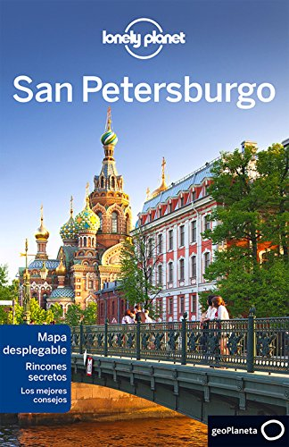 Lonely Planet San Petersburgo (Travel Guide) (Spanish Edition)