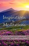 Inspirations and Meditations, Gordon Burnham, 1484152972