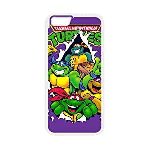 Teenage Mutant Ninja Turtles iPhone 6 4.7 Inch Cell Phone Case White yyfabd-228193