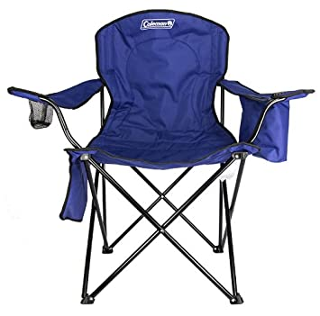Coleman 4 x Camping Outdoor Oversized Quad Chairs Coolers