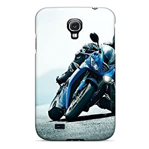 FNHtxVx6102lvWWr Case Cover, Fashionable Galaxy S4 Case - Motorcycle Sport Competition