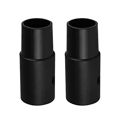 Sharplace 2x Adaptador de Tubo de Vacío Aspiradora 32mm para Limpiar Colchones Ropa de Cama Cortinas