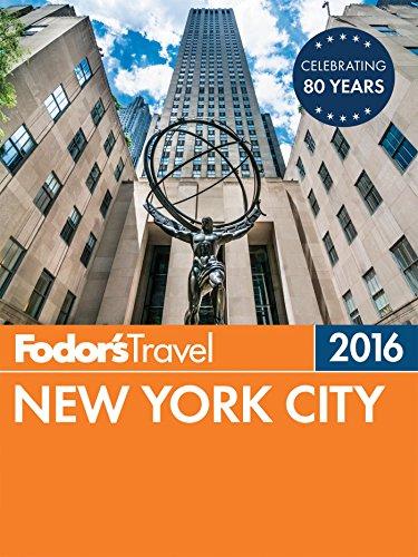Fodor's New York City 2016 (Full-color Travel - City Park Center Pa