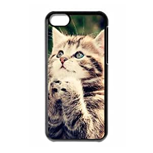 Protection Cover Hard Case Of Cute Cat Cell phone Case For Iphone 5C