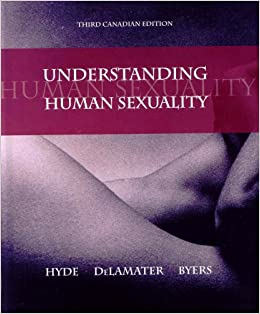 Human sexuality third edition