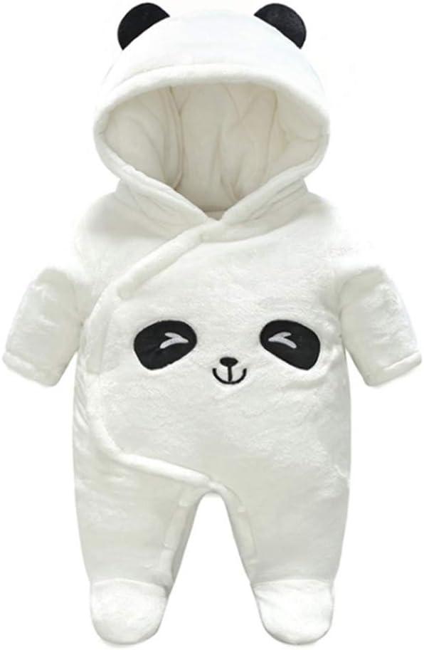 Juego de trajes de bebé con capucha para niños y niñas, para ...