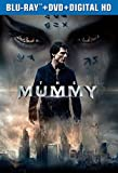 The Mummy (2017) (Blu-ray + DVD + DIGITAL HD)
