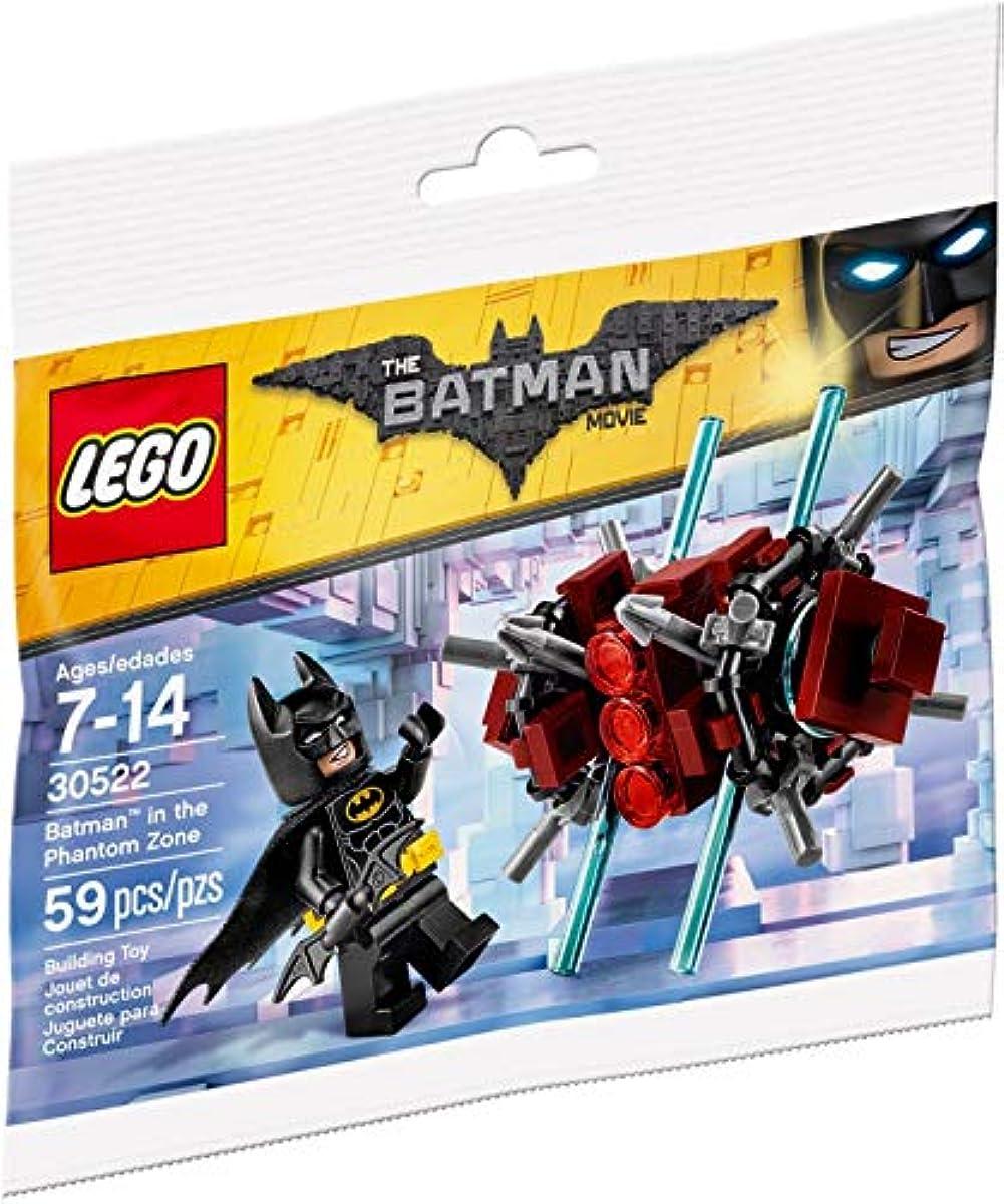[해외] LEGO - THE LEGO BATMAN MOVIE THEME - BATMAN IN THE PHANTOM ZONE POLYBAG 30522 (2017) - 59PCS