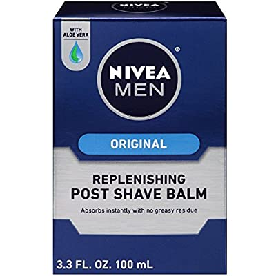 NIVEA FOR MEN Replenishing Post Shave Balm 3.30 oz
