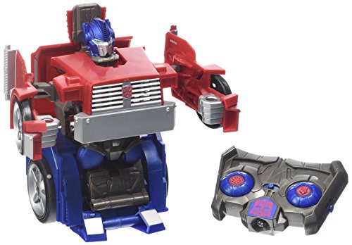 Transformers Prime Optimus Prime RC Battle Roboter Autobot Ferngesteuert
