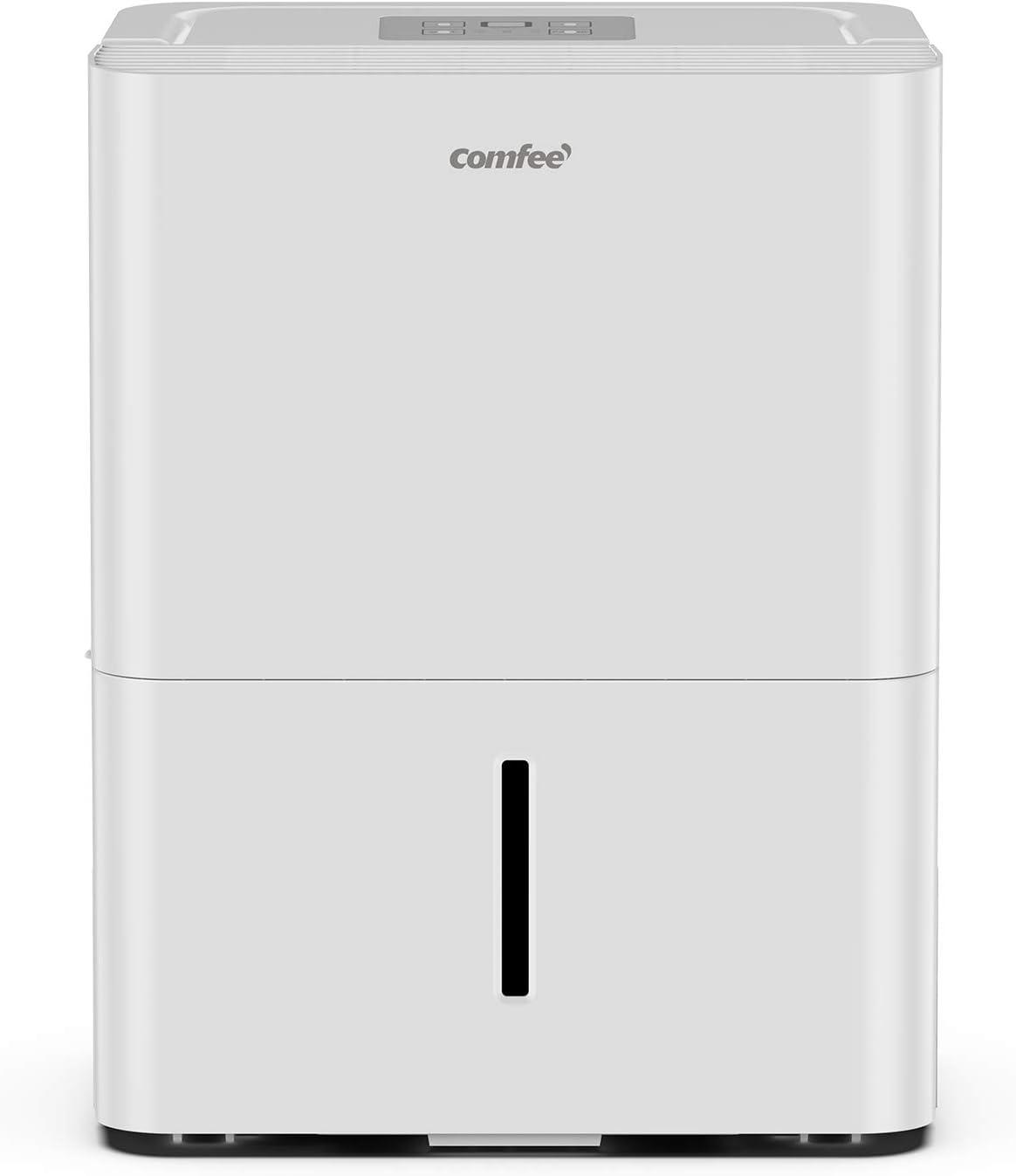 Comfee MDDN-12DEN7 Deshumidificador, 230 W, 230 V, White, 12L