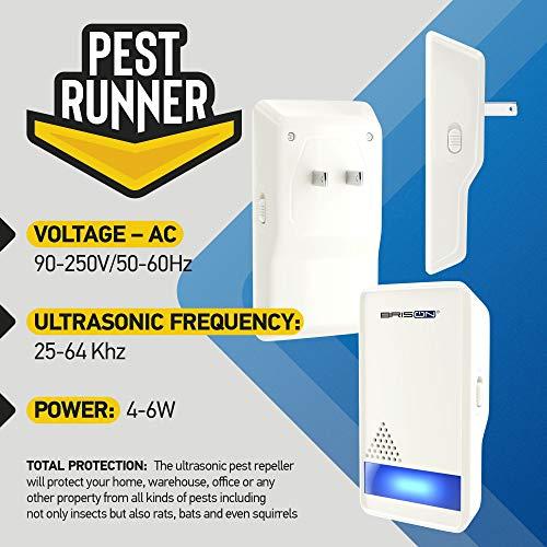 Ultrasonic-Pest-Repeller