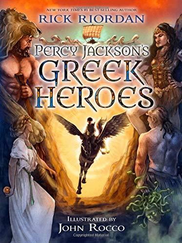 Percy Jackson's Greek Heroes