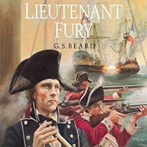 Lieutenant Fury Audiobook