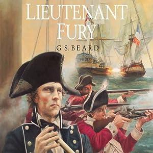 Lieutenant Fury Hörbuch