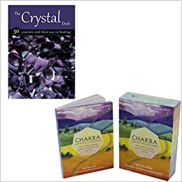 Chakra Wisdom Oracle Cards and Crystal Deck [Cards] 2 Books