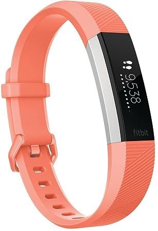 Fitbit Alta HR Pulsera de Actividad Física, Unisex Adulto, Azul, Small