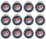 Rotary 12 Pack of Vortex Trimmer Line 12163 .130 x 60 1/2 LBS Donuts