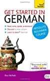 Get Started in German, Rosi McNab, 1444174622