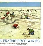 A Prairie Boy's Winter, William Kurelek, 0395366097