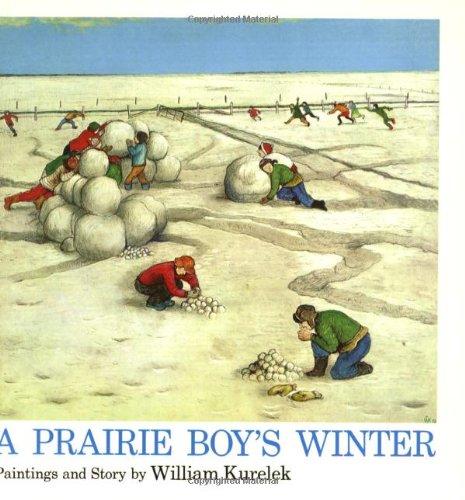 A Prairie Boy's Winter