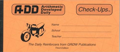 ADD Check-Ups Grade 2 (3rd Edition) (Arithmetic Developed Daily) pdf