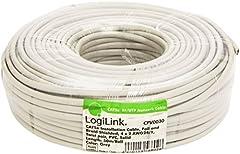 LogiLink 5e Installationkabel SFTP, 50