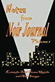 img - for Notes from the Noir Journal book / textbook / text book