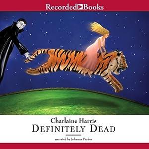 Definitely Dead Audiobook