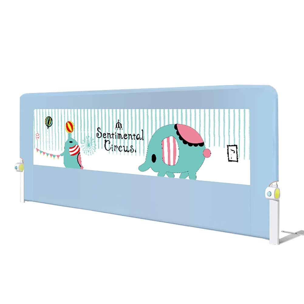 ベッドフェンス ベッドレイルベッドレットベビーベッド幼児老人安全ベッドフェンスユニバーサルすべてのマットレス (サイズ さいず : Length 200cm) Length 200cm  B07JKZMVFS