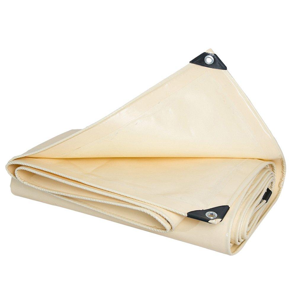 AJZGF Im Freien Plane, imprägniern imprägniern imprägniern der Sonnenschutzplane des Zeltes der Tarnung im Freien, die Isolationsabnutzung des Sonnenschutz-Regenzelt-Stoffmessers (größe : 3x5m)