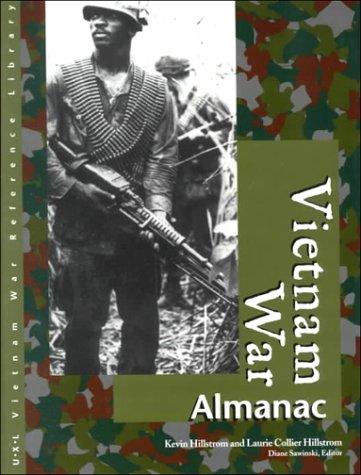 Vietnam War: Almanac (Vietnam War Reference Library) by Brand: UXL