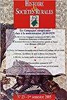 Histoire & Sociétés Rurales, N° 23 - 1e semestre : Les campagnes européennes face à la modernisation (1830-1929) par Pécout
