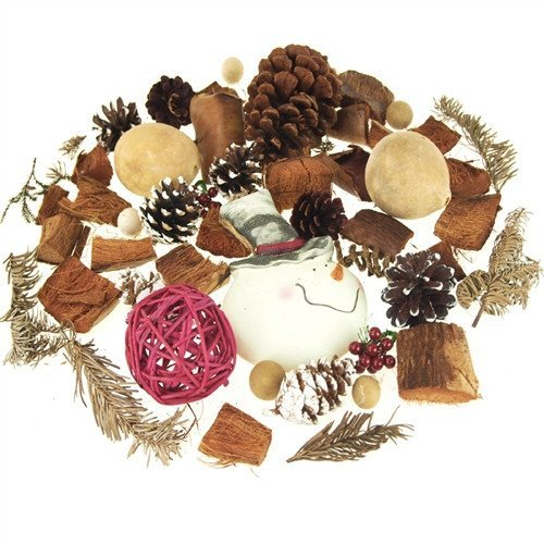 10 oz Homeford Snow Days Botanical Blend Potpourri