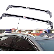 Kingcher Baggage Luggage Roof Rack Rail Cross Bar Crossbar for Buick Envision 2016