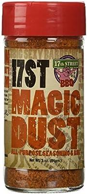 17th Street Magic Dust All-Purpose Seasoning & Rub by 17th Street Barbeque
