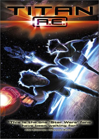 Titan A.E. (Special Edition) by Matt Damon