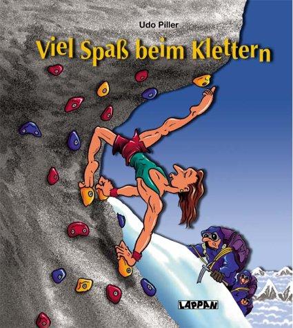 Viel Spass beim Klettern