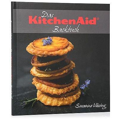 KITCHENAID Backbuch für die Küchenmaschine von S. Vössing 68 ...
