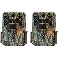Browning Trail Cameras Recon Force FHD IR 10MP Game Camera, 2 Pack | BTC7FHD-P