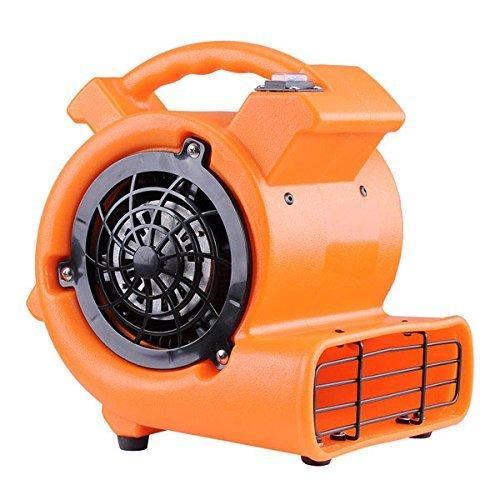 KOVAL INC.- Portable Air Mover Fan Dryer Floor Blower 1/12 HP 349 CFM -  25FLB001-C20-13