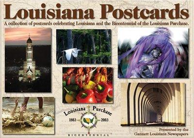 Daily Advertiser Newspaper (Louisiana Postcards)